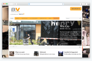 AV Rental Services